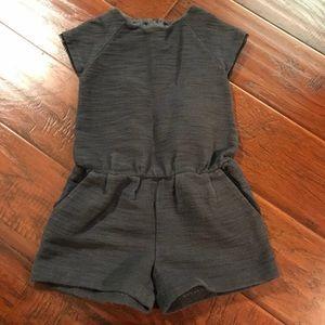 Zara Girls Romper Size 6/7